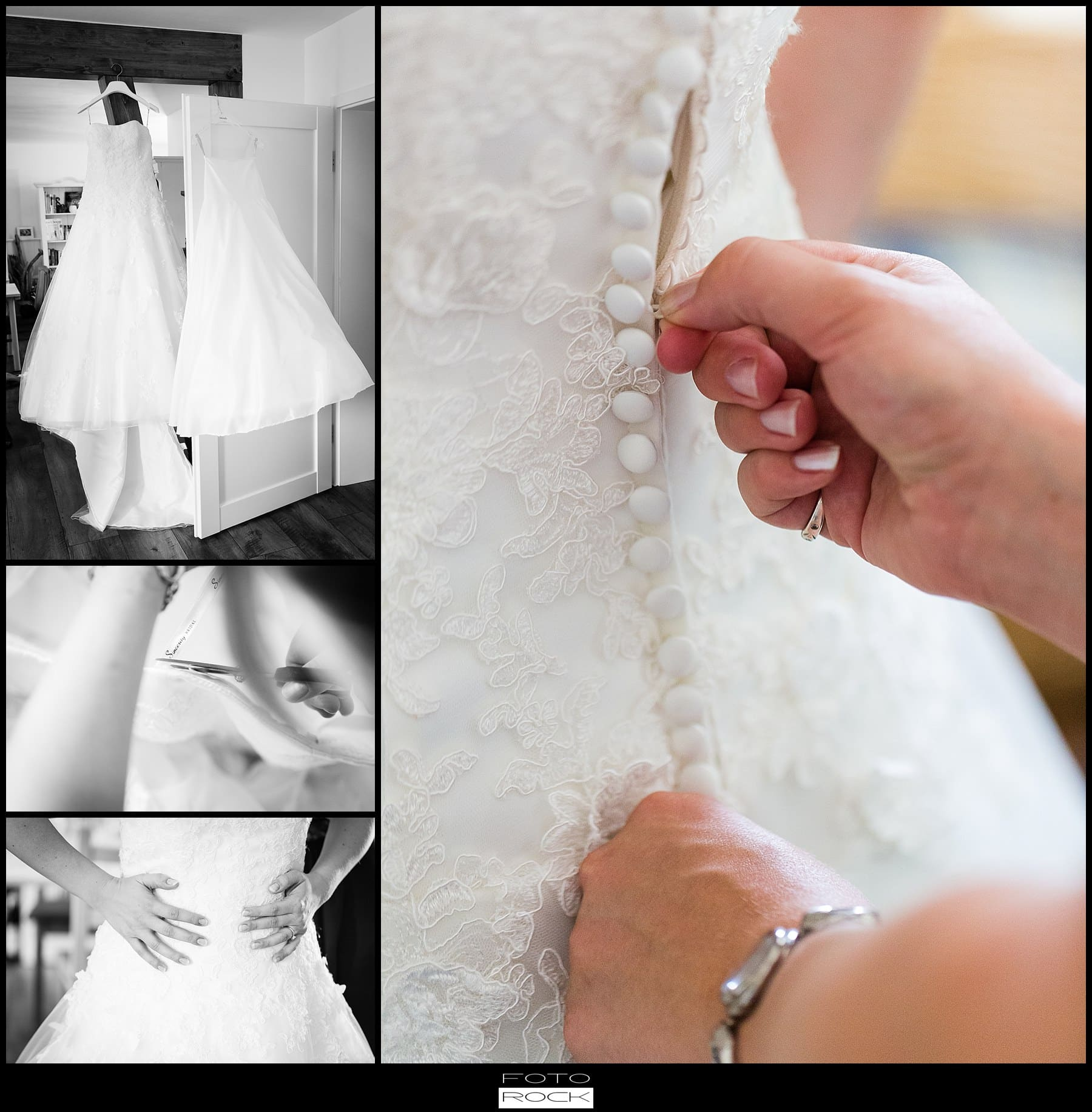 DIY Hochzeit Waldshut-Tiengen Brautkleid Getting Ready