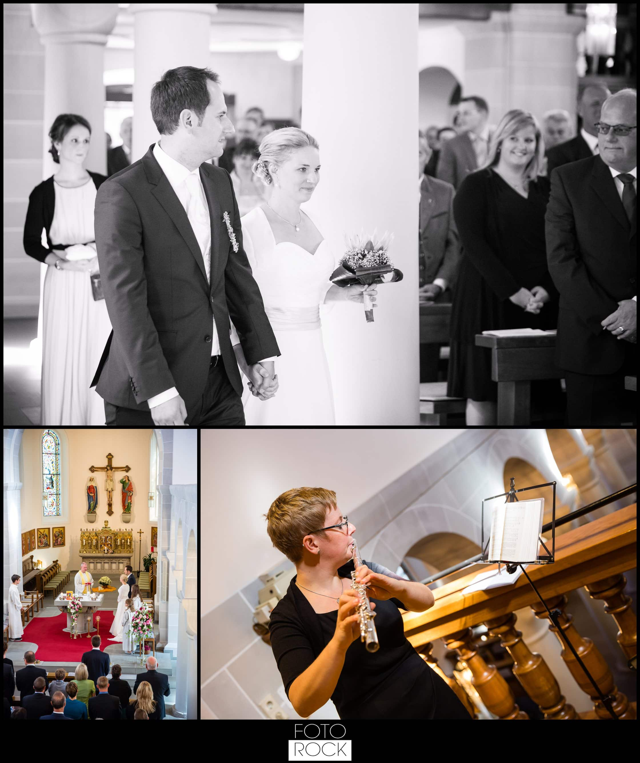 Hochzeit Adler Haeusern brautpaarkirche musik trauung