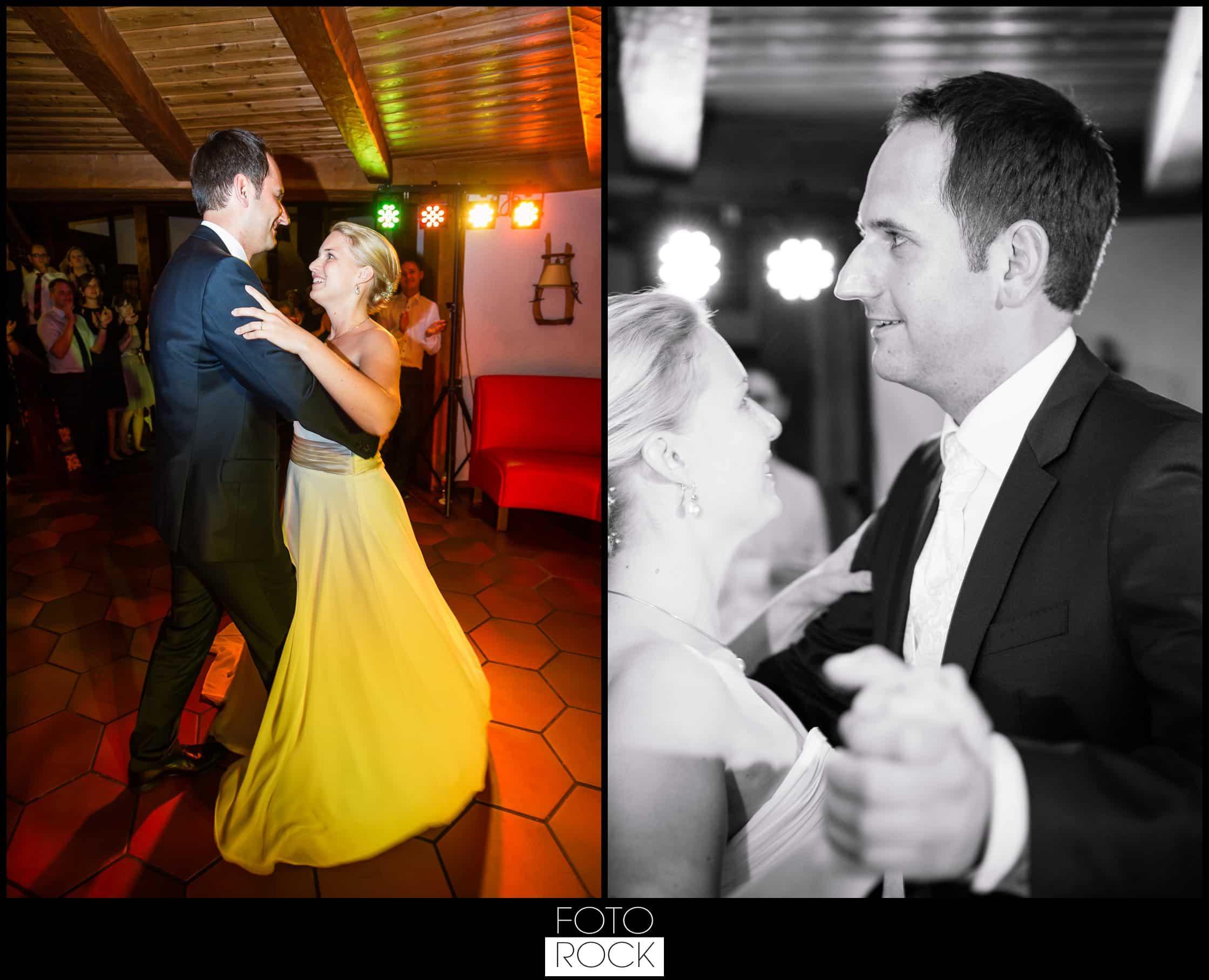 Hochzeit Adler Haeusern hochzeitstanz brautpaar tanz
