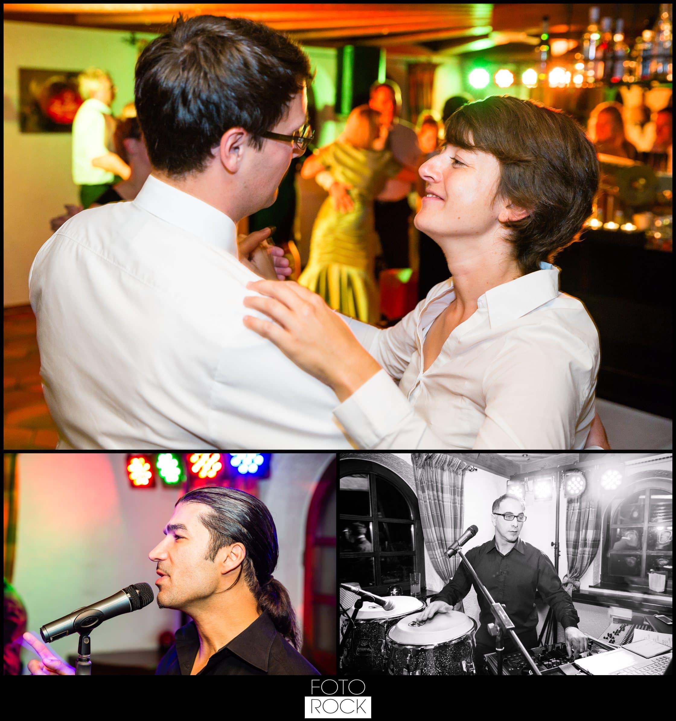 Hochzeit Adler Haeusern tanz party musik