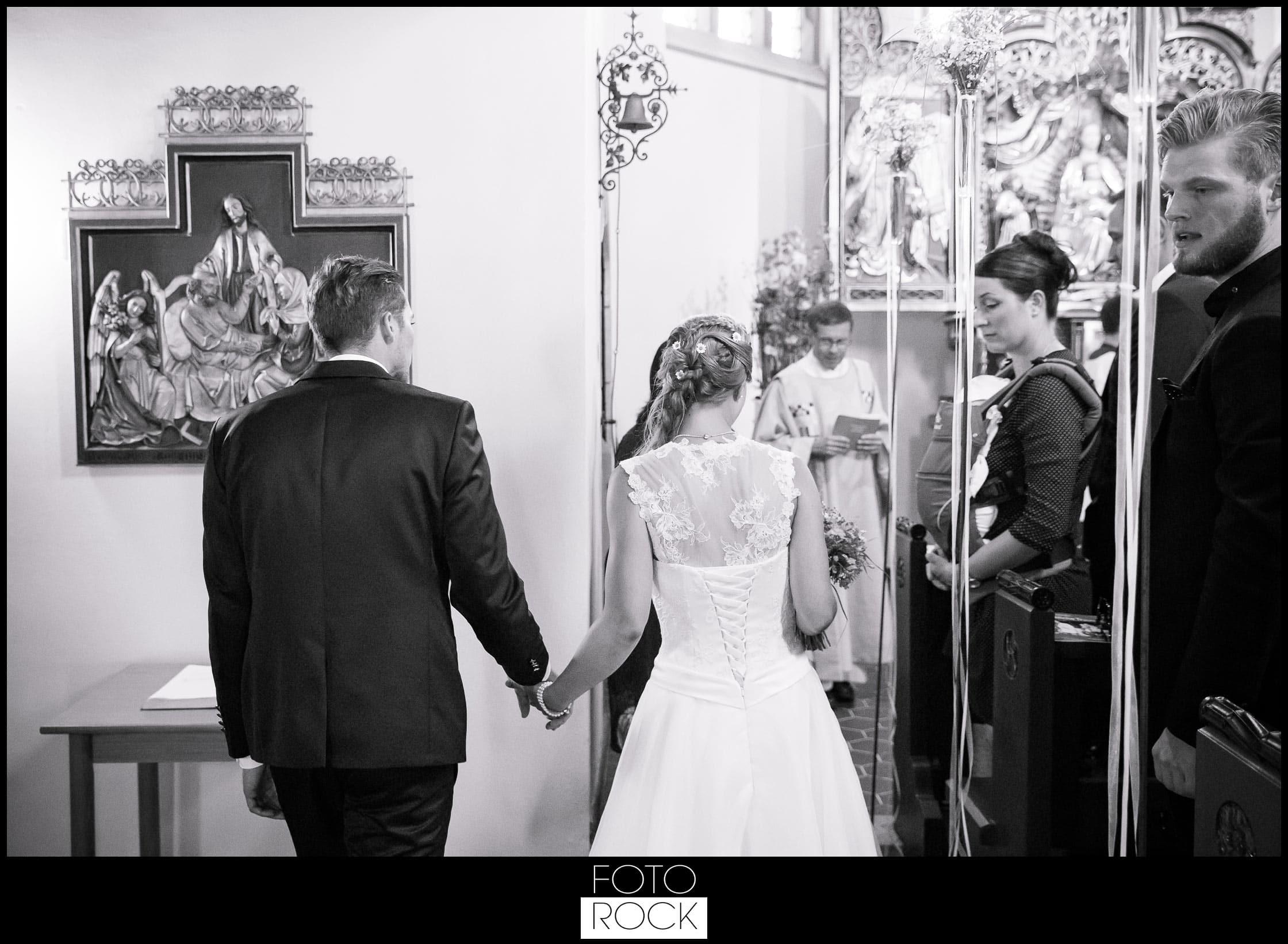Hochzeit Elzach neunlinden kapelle trauung brautpaar