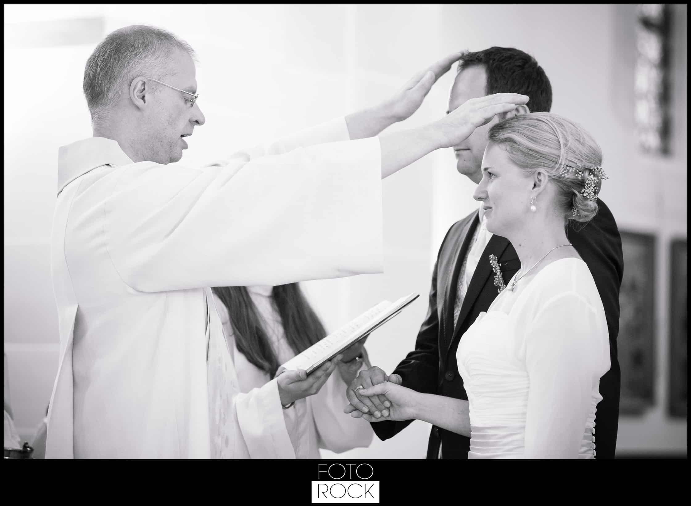Hochzeit Adler Haeusern brautpaar trauung segen