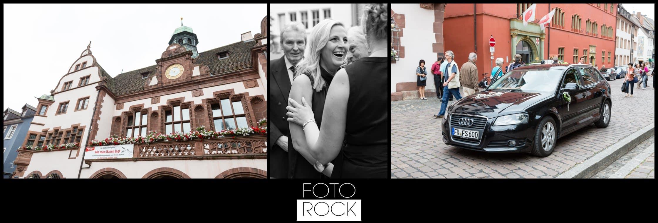 Hochzeit Jesuitenschloss Freiburg rathaus standesamt trauung