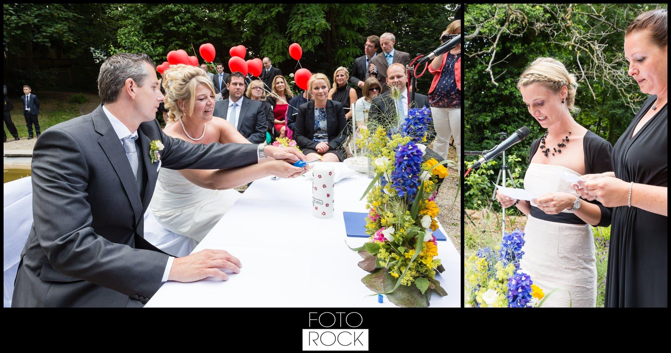 Hochzeit Jesuitenschloss Freiburg trauung kerze rede