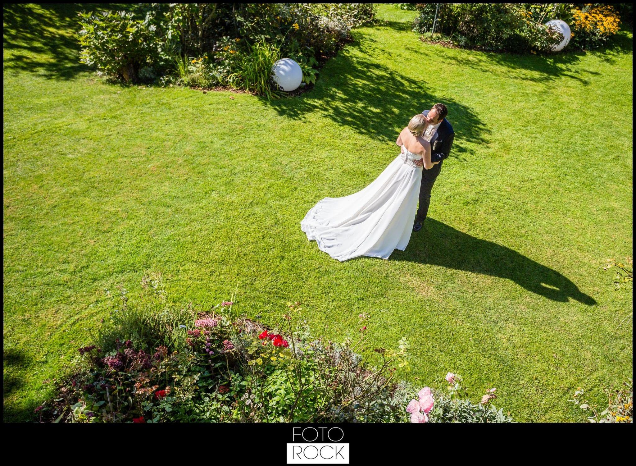 Hochzeit Adler Haeusern wiese brautpaar