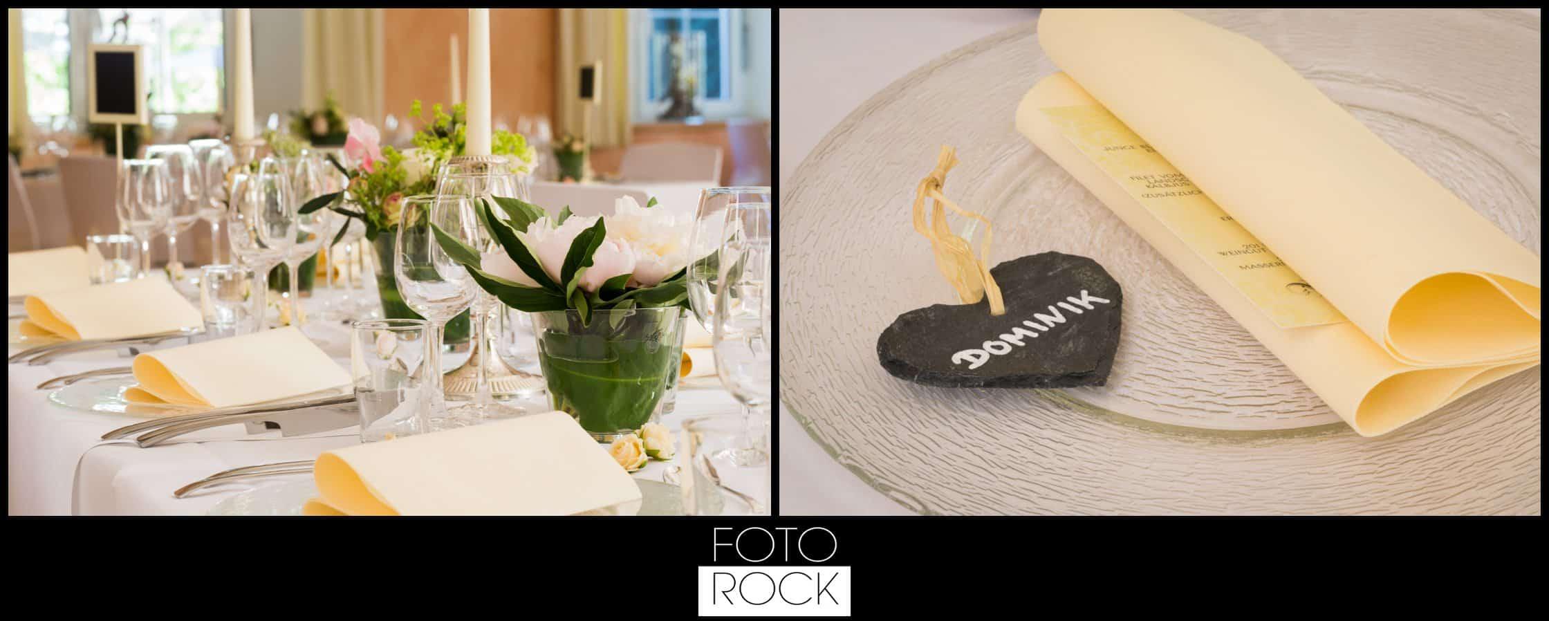 Hochzeit Lilienhof Ihringen Deko Dekoration Tisch Blumen Kerzen