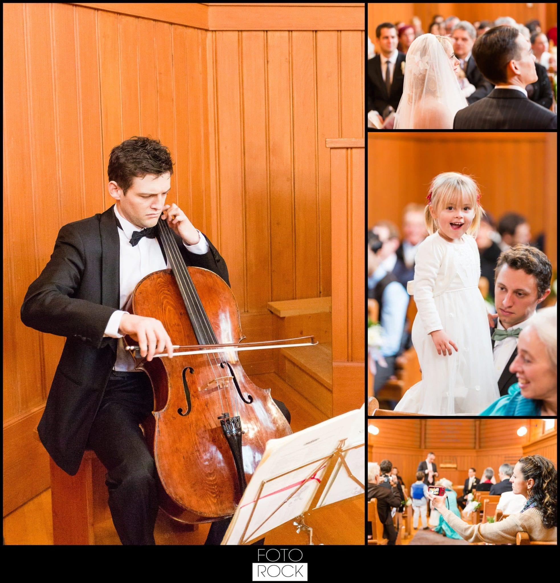 Hochzeit Winter Engelberg Braut Trauung Kirche