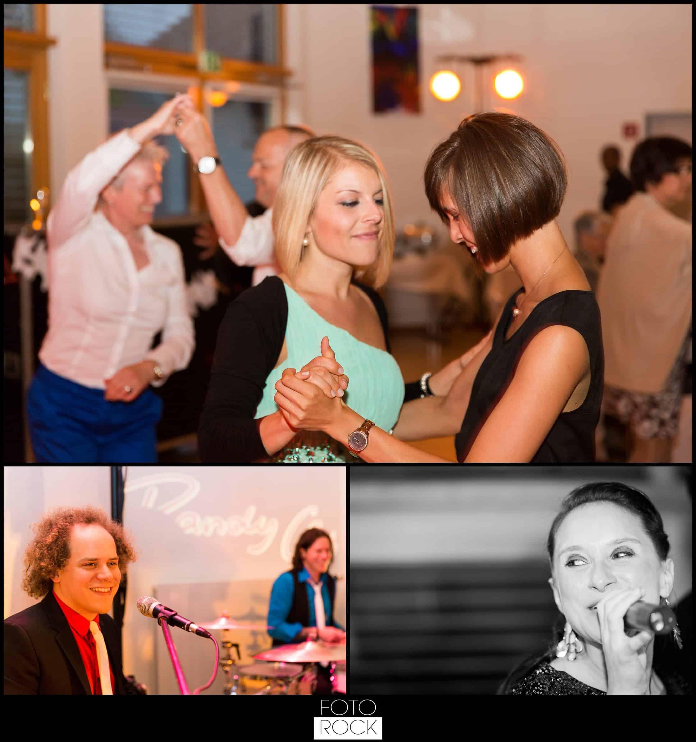 Hochzeit Vitra Design Museum Weil am Rhein Tanzen Party