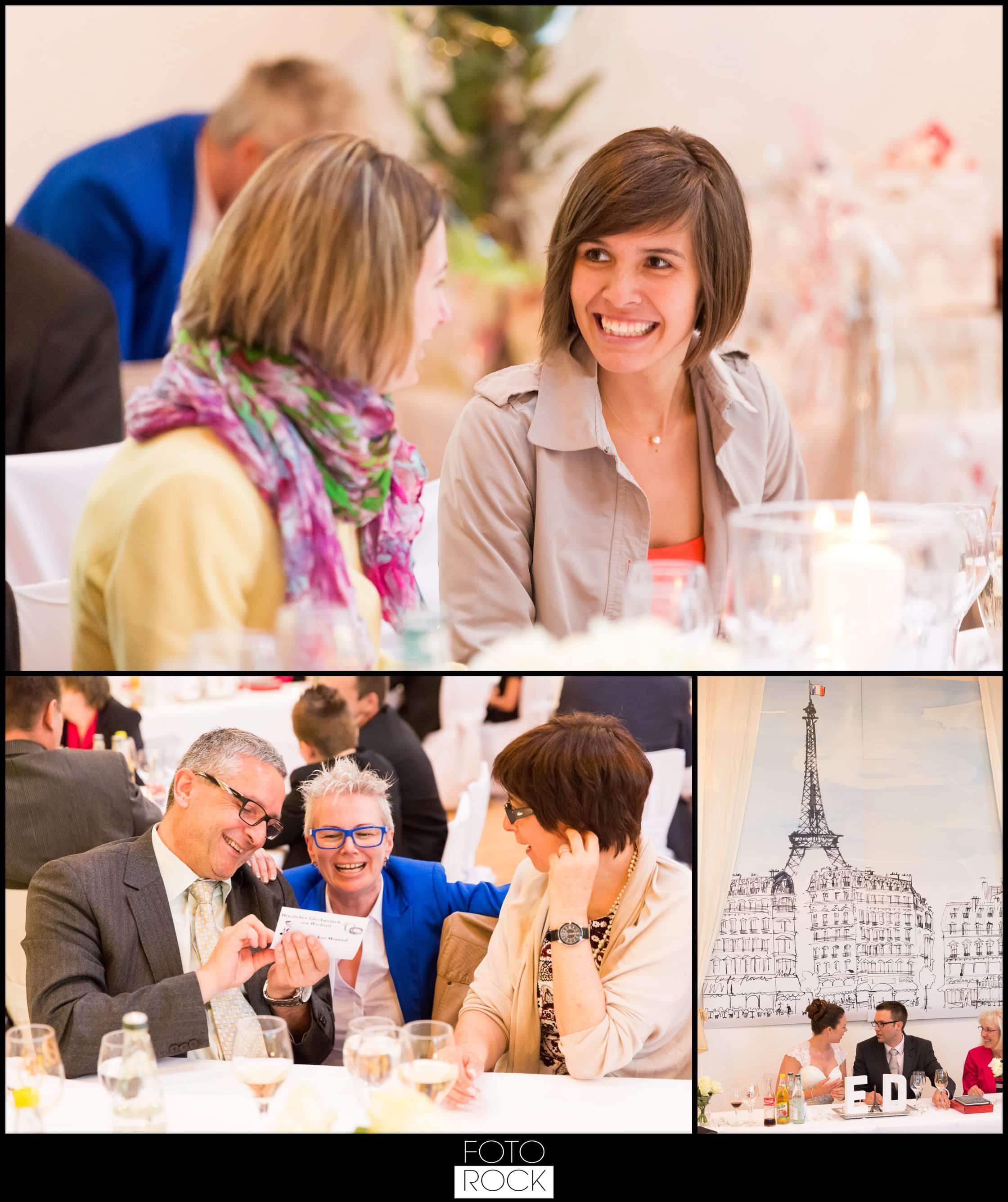 Hochzeit Vitra Design Museum Weil am Rhein Location Feier Gäste Wein Brautpaar