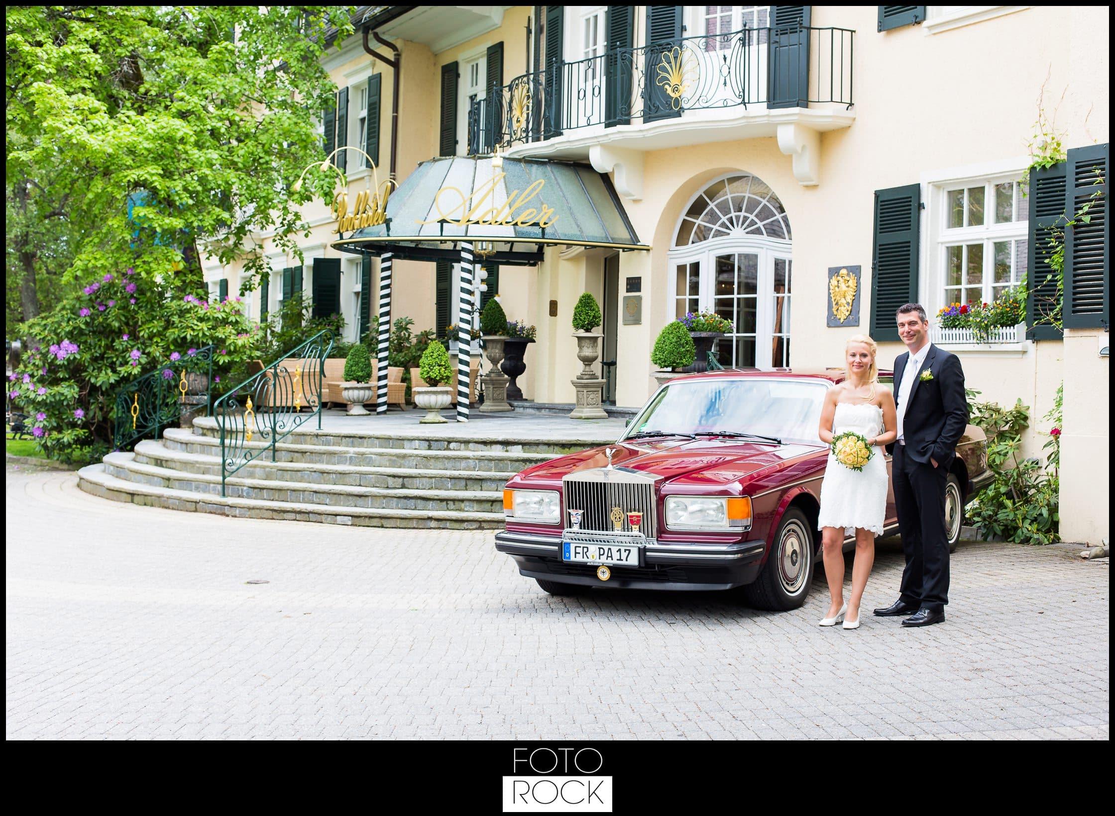 Hochzeit Parkhotel Adler