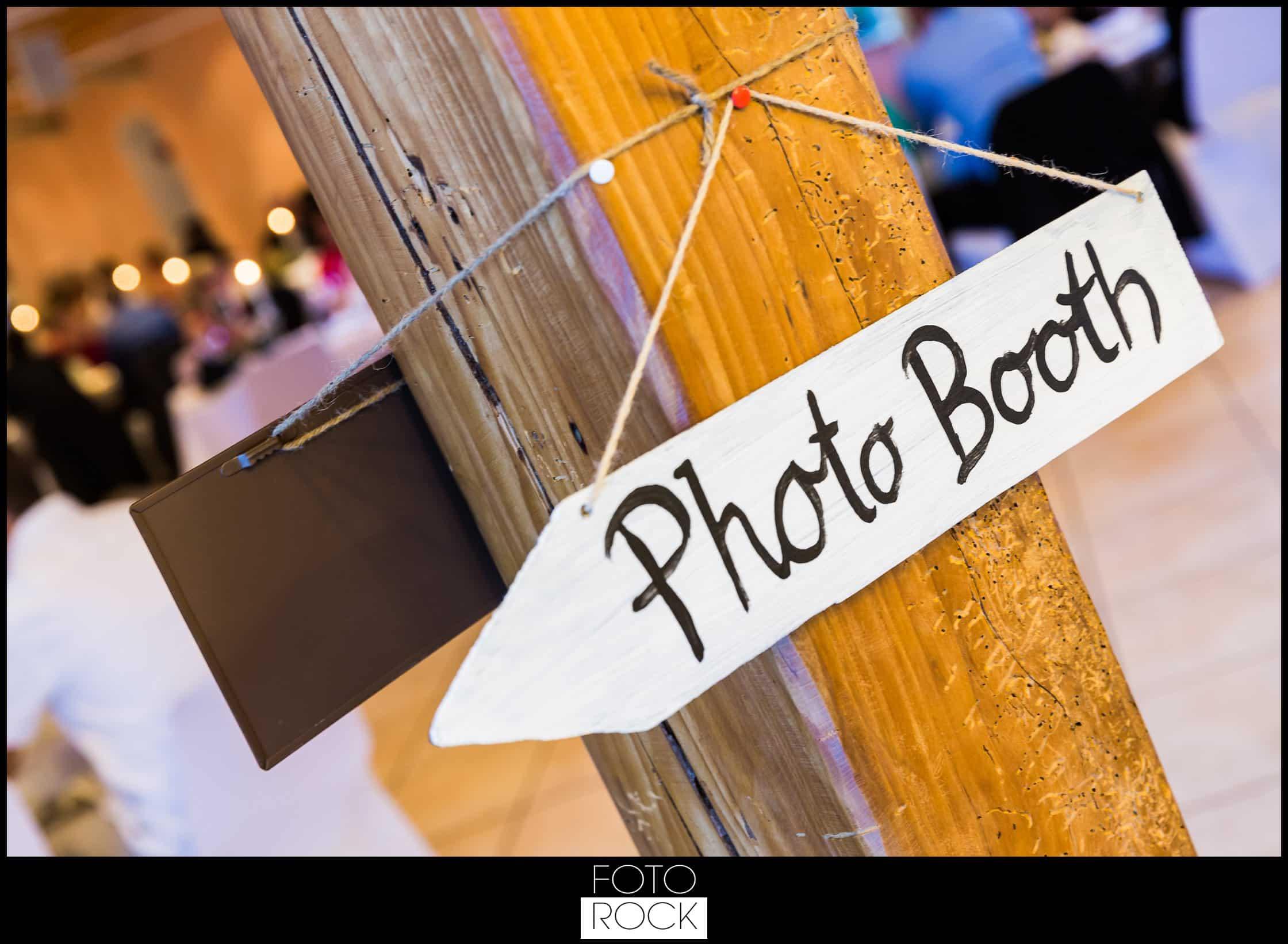 Hochzeit Lilienhof Ihringen Fotobox Photobooth Wegweiser