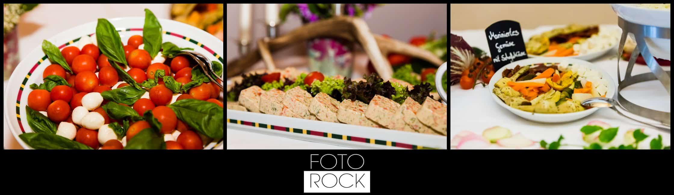 Hochzeit Rafz Albführen Catering Buffet Essen Salat