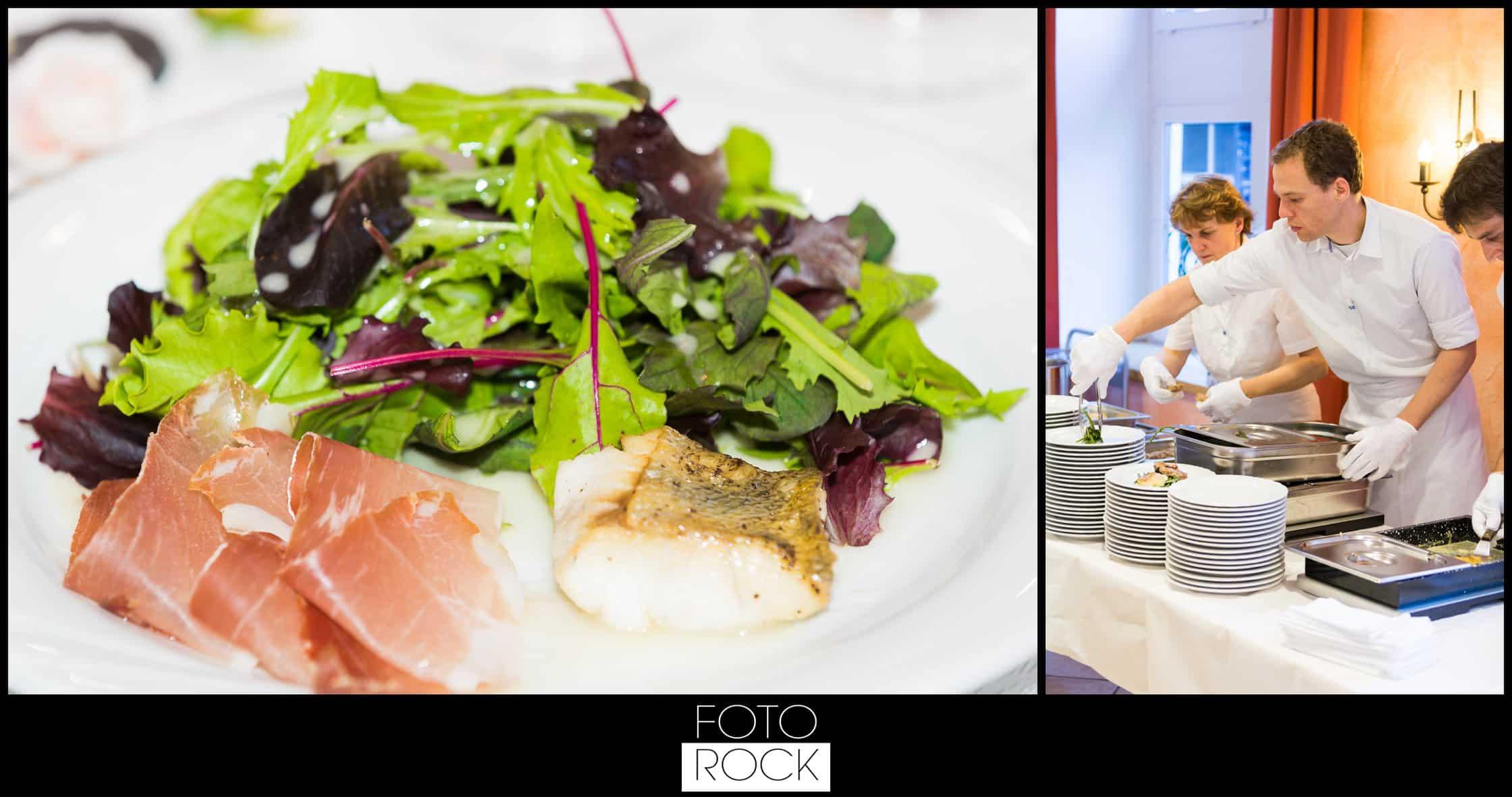 Hochzeit Lilienhof Ihringen Salat Buffet Catering