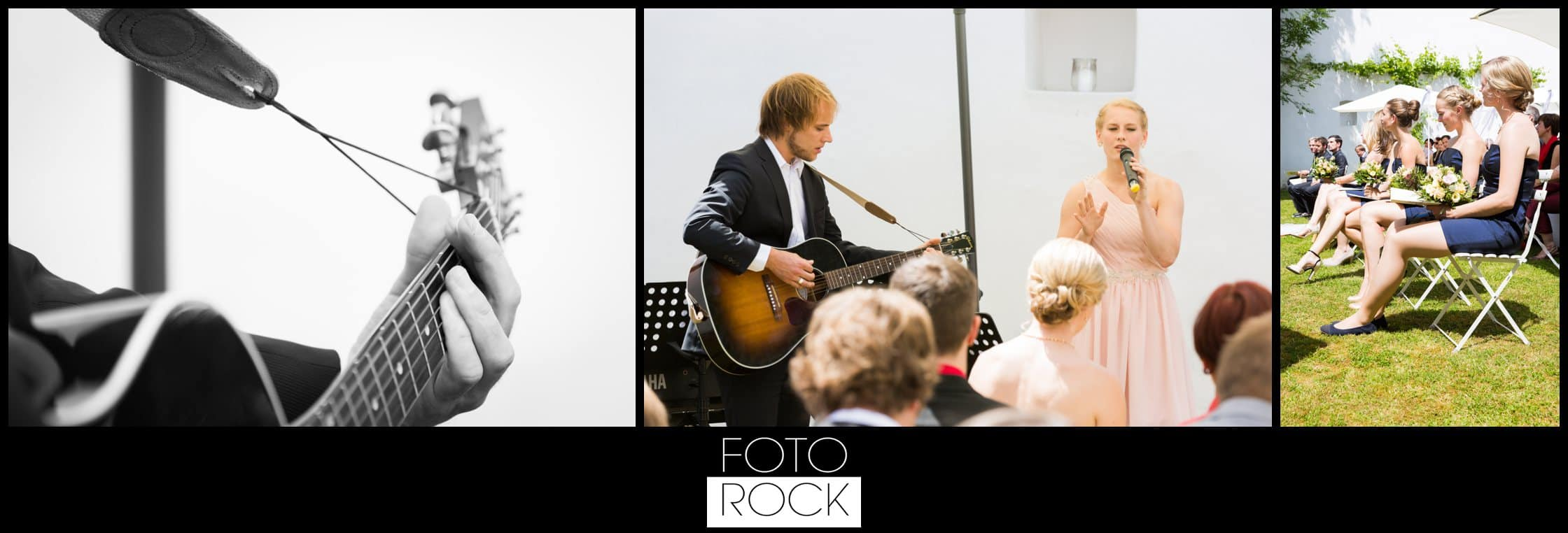 Hochzeit Lilienhof Ihringen Live Musik Gesang Band