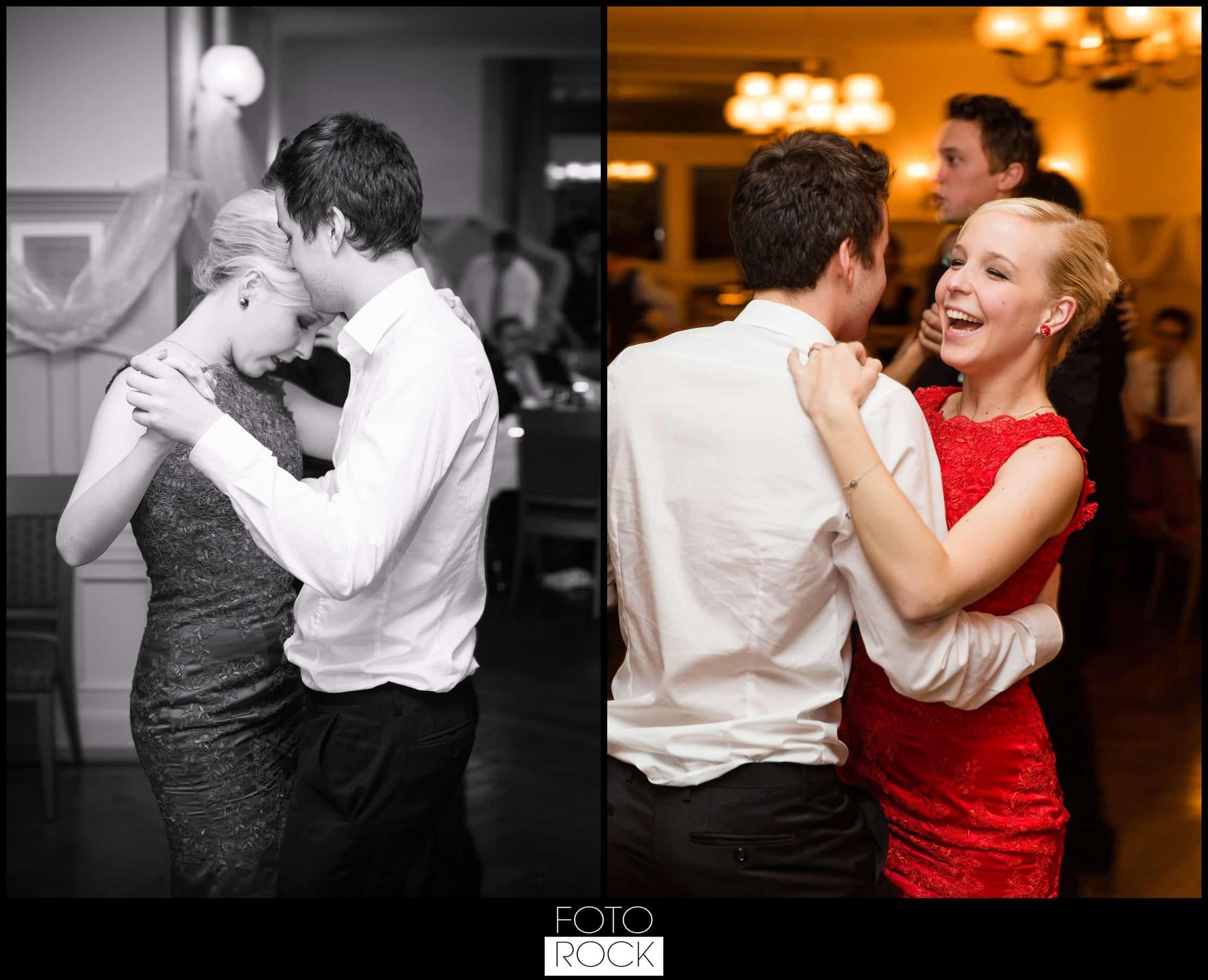 Hochzeit Winter Engelberg Tanz Party