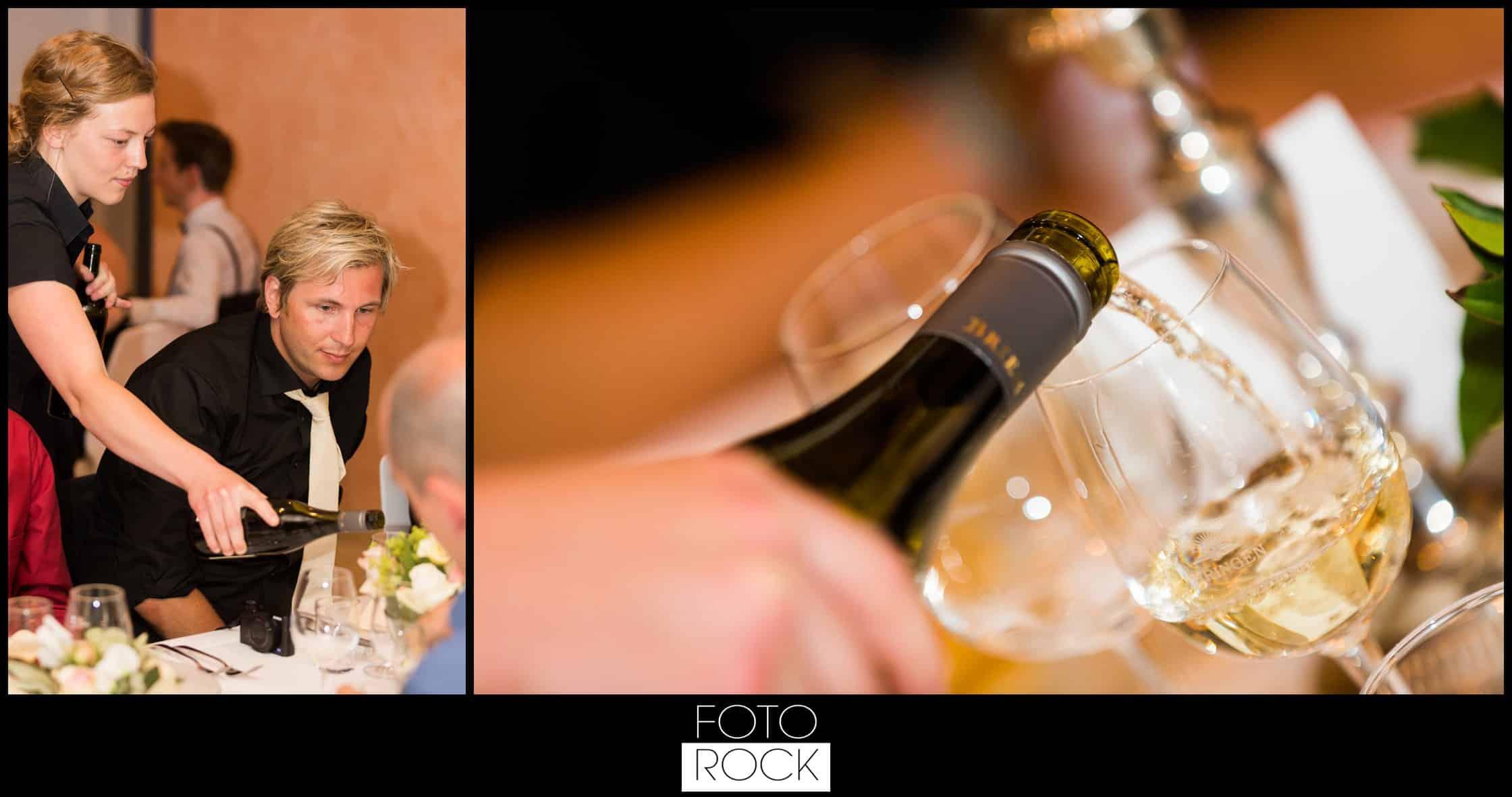 Hochzeit Lilienhof Ihringen Wein Weinglas
