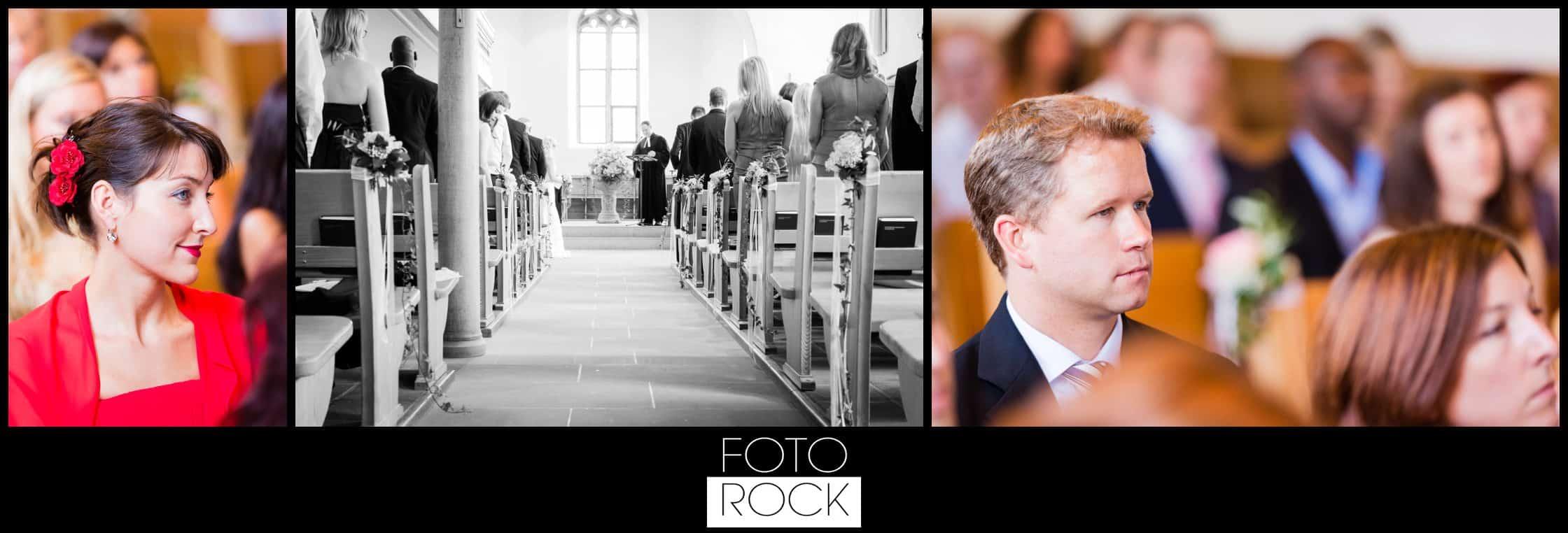 Hochzeit Raftz Albführen Kirche Gäste