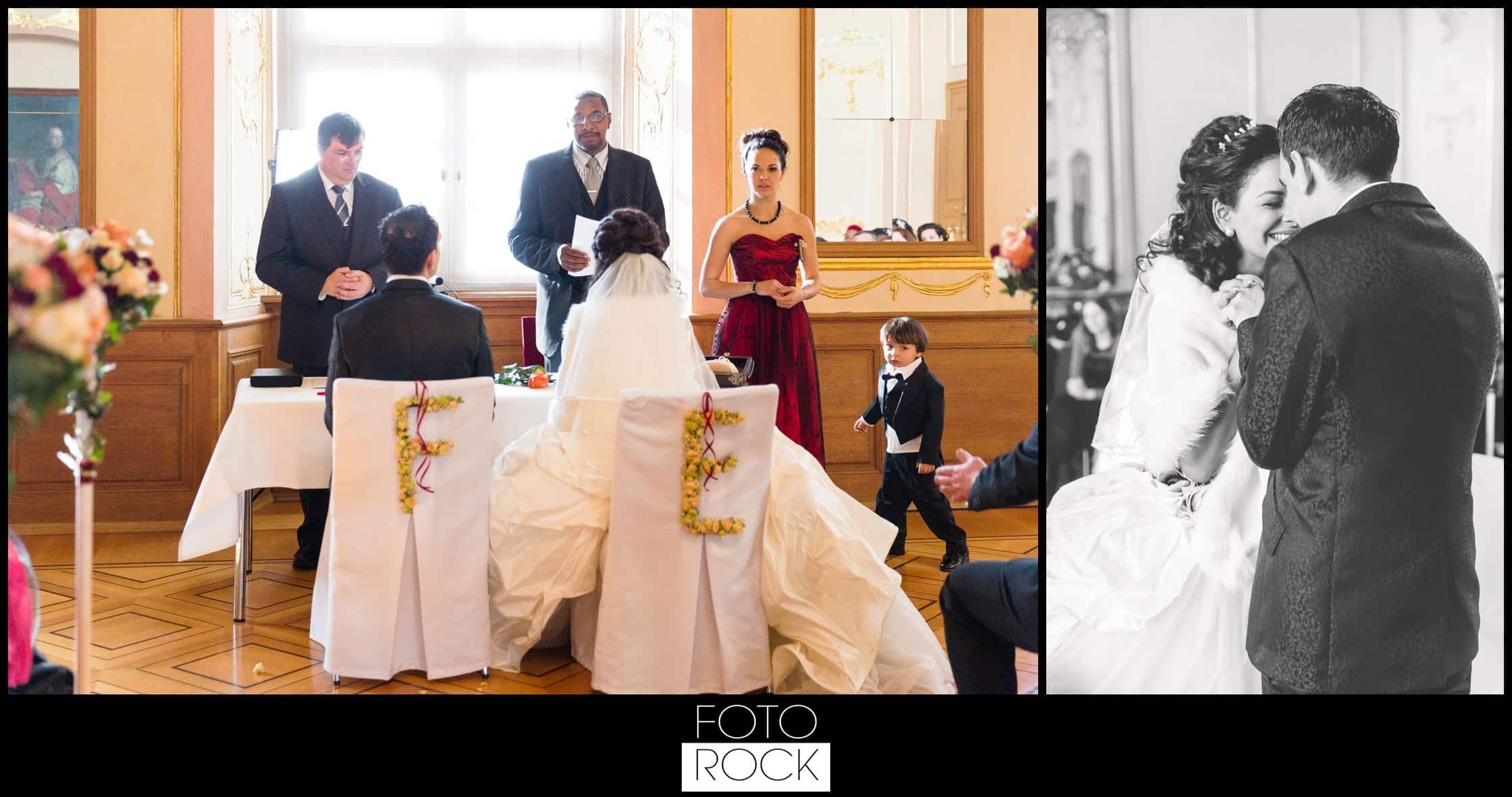 Hochzeit Schloss Meersburg Montfort Bodensee wedding chairs brautpaar trauung blumen