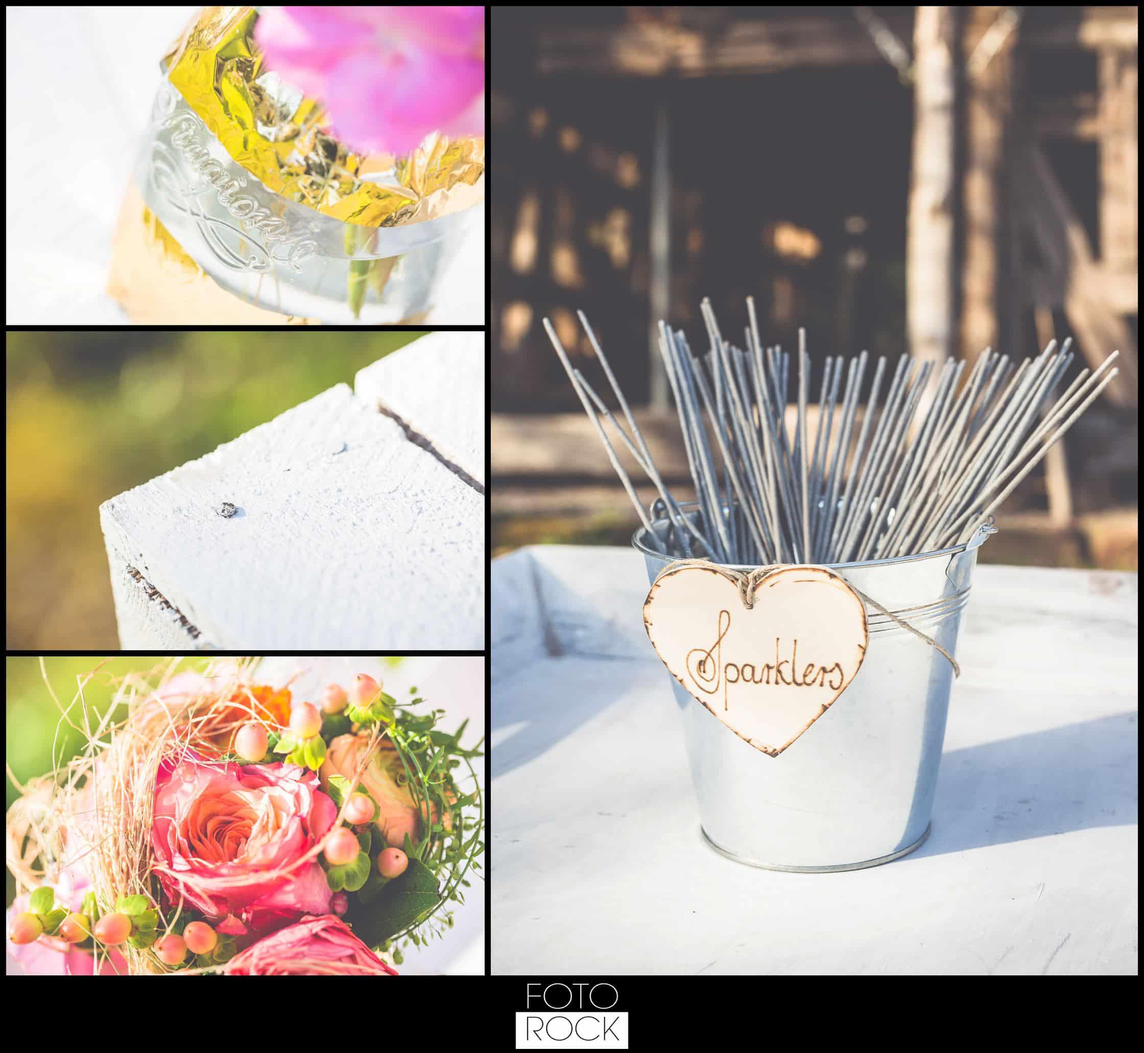 Bohemian Syled Shoot Hochzeit Klausenbauernhof Wolfach Deko Dekoration Blumen Wunderkerzen Sparkles