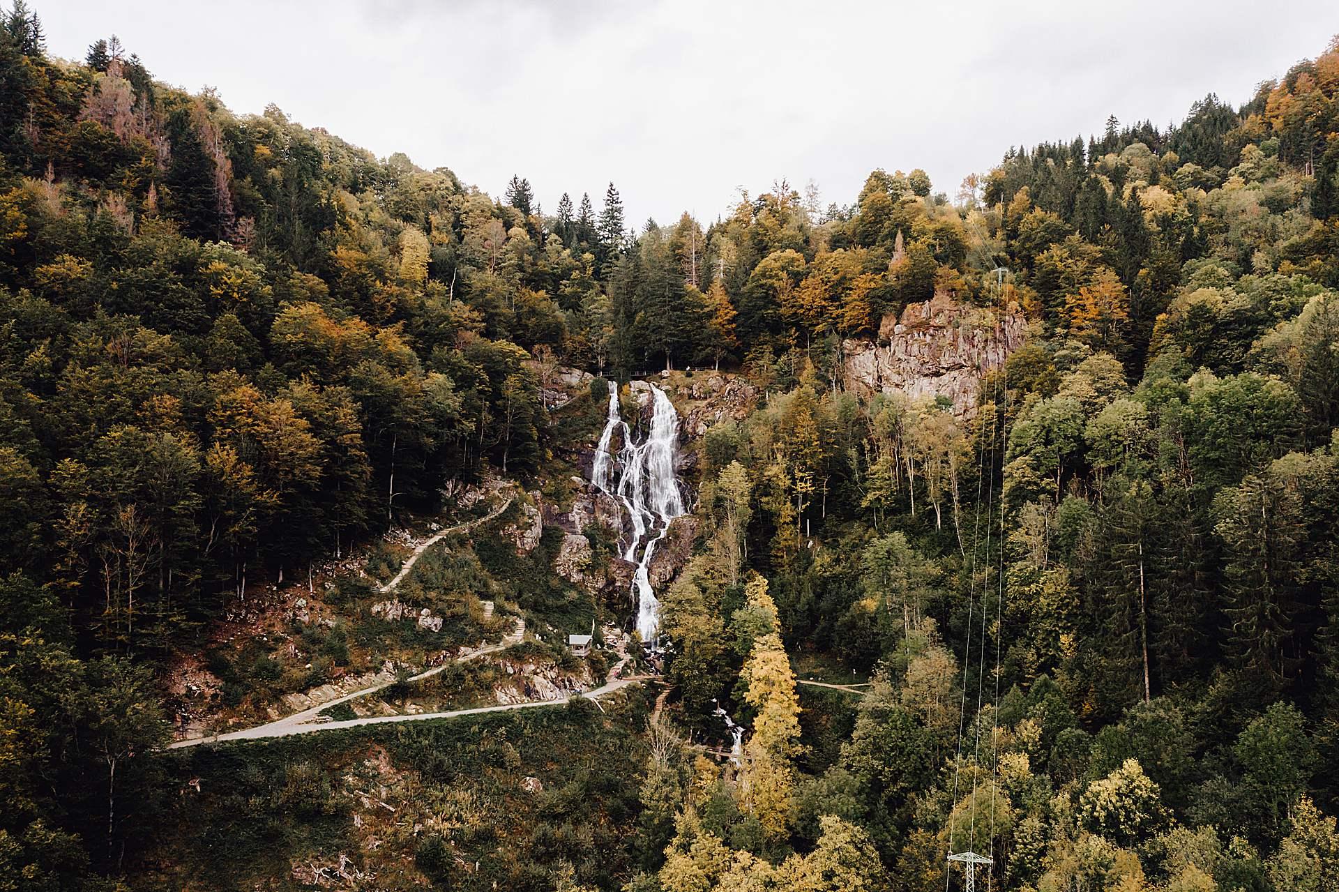 Wasserfall Totdnau